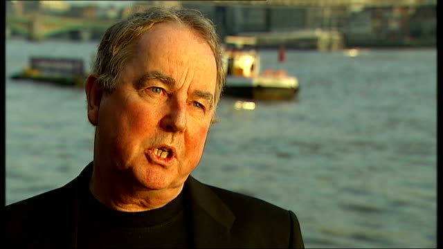telegrams alerting world to sinking of titanic published; england: ext nigel stafford-clark interview sot oxfordshire: oxford: bodleian library: int... - oxfordshire stock videos & royalty-free footage