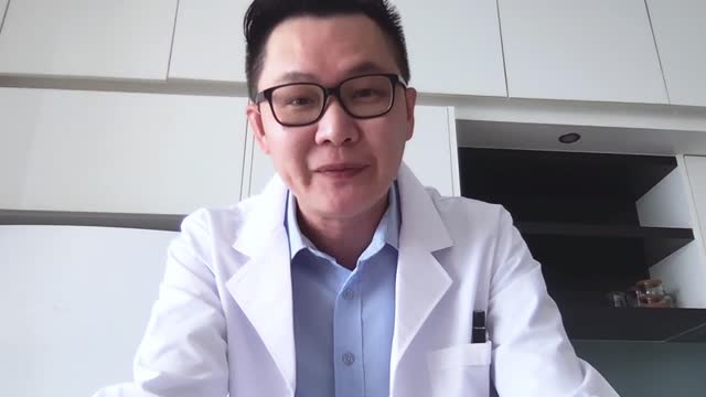 telemedicine telehealth asian chinese male doctor video conference with his patient at home - conference call stock videos & royalty-free footage