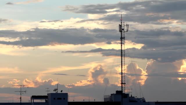 telephone pole - telephone pole stock videos & royalty-free footage