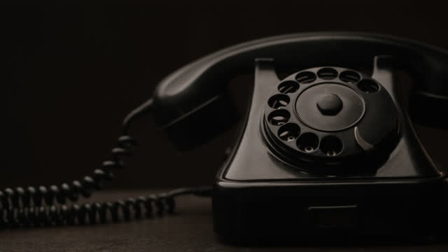 telephone - desk stock videos & royalty-free footage