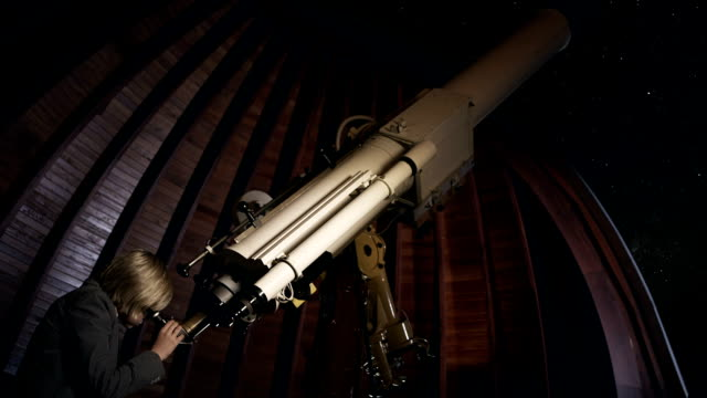 telescope - observatory stock videos and b-roll footage
