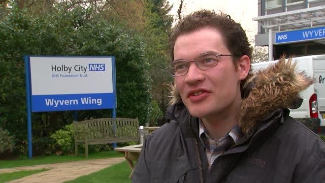 autistic actor jules robertson; england: hertfordshire: elstree studios: int various shots of jules robertson on set as filming scene for bbc... - ボーハムウッド点の映像素材/bロール