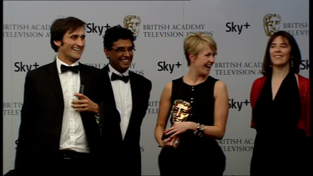 Winners' room interviews Production team 'Ramsay's Kitchen Nightmares' interview SOT Nice to beat 'Top Gear'
