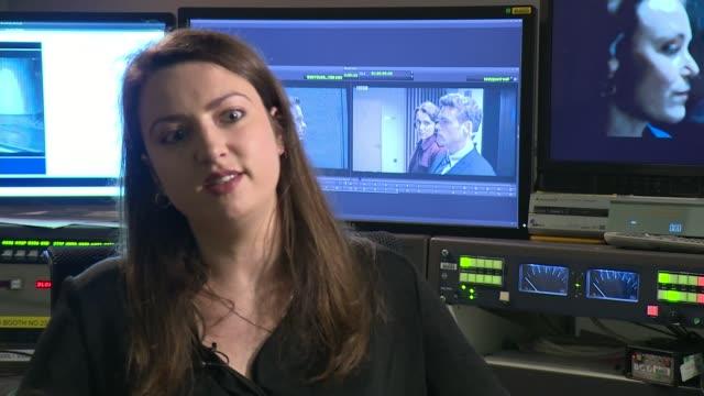 bbc 'bodyguard' drama final episode draws 11 million viewers england int emma powell interview sot - bbc video stock e b–roll