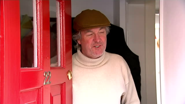 launches investigation into jeremy clarkson 'fracas'; james may interview sot - the man is a knob, but i quite like him - ジェレミー クラークソン点の映像素材/bロール