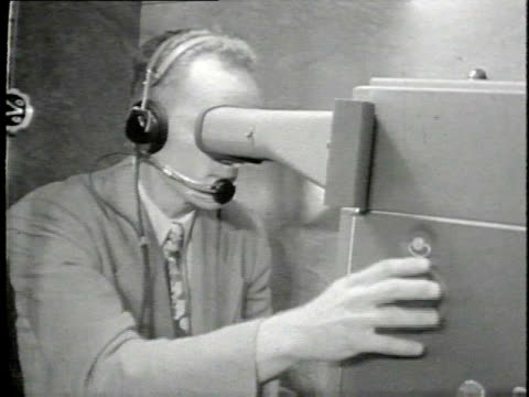 television camera on august 05, 1948 in chicago, illinois - rca stock videos & royalty-free footage