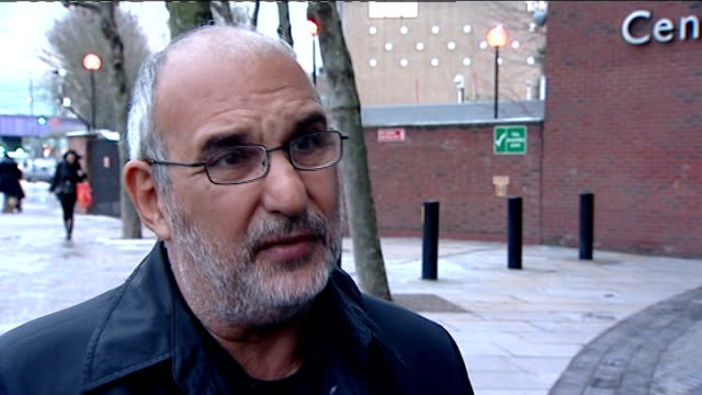 vídeos y material grabado en eventos de stock de television centre: alan yentob interview sot - alan yentob