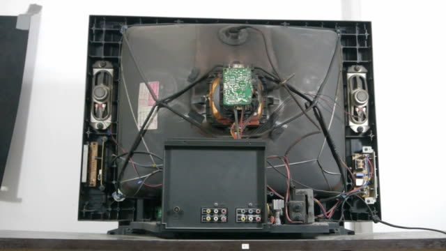 television circuit - cathode ray tube stock videos and b-roll footage