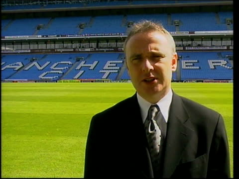 Maine Road DAY Chris Bird interview SOT George wants to stress the innocence of the 4 journalists