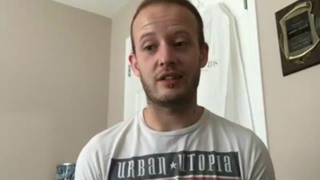 Doubt surrounds the future of 'The Jeremy Kyle Show' after death of participant Steven Dymond LOCATION BillyJoe Newington interview via the internet...