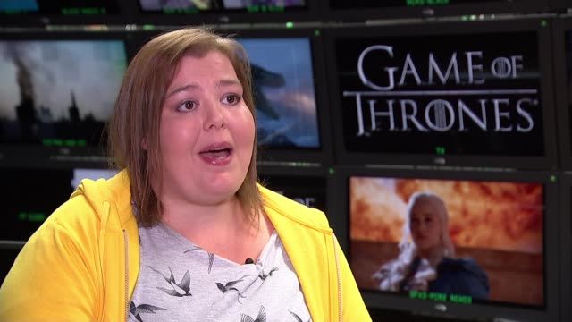 Game of Thrones fans demand remake of final series with near millionstrong petition ENGLAND London INT Elizabeth Webster interview SOT