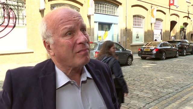 greg dyke interview england london ext greg dyke interview sot - greg dyke stock videos and b-roll footage