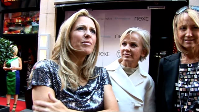 jackie brambles 'loose women' leaving party celebrity arrivals england london photography *** loose women presenters jackie brambles lisa maxwell... - lisa maxwell stock videos and b-roll footage