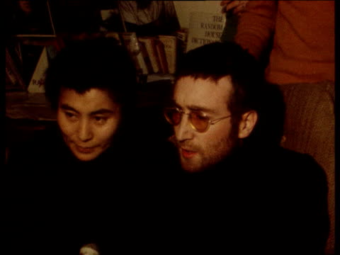 television presenter jill dando murdered television presenter jill dando murdered lib john lennon wife yoko ono as interviewed - john lennon stock videos and b-roll footage