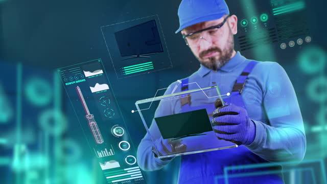 vídeos de stock e filmes b-roll de television repairing - 4k resolution - liquid crystal display