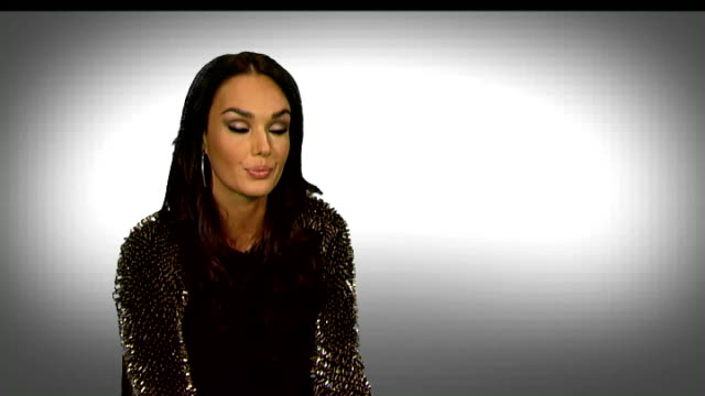 tamara ecclestone interview; england: int tamara ecclestone interview sot - on what the show is about, her life, business ventures to day to day life... - däggdjur bildbanksvideor och videomaterial från bakom kulisserna