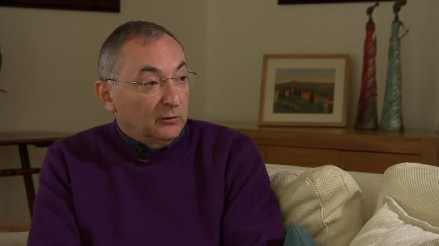 'The State' Peter Kosminsky interview Peter Kosminsky interview SOT re difficulty in commissioning show / relationship between politicians and...