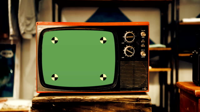 television - retro style stock videos & royalty-free footage