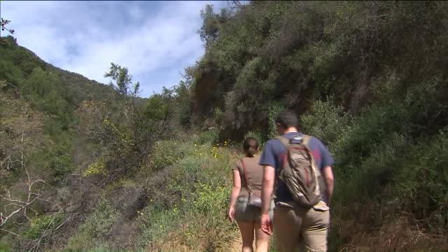 KTLA Temescal Canyon Trail