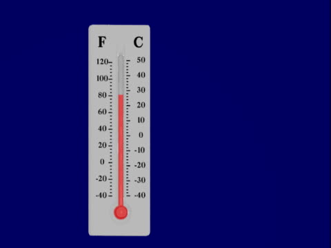 temperature falling - thermometer stock videos & royalty-free footage