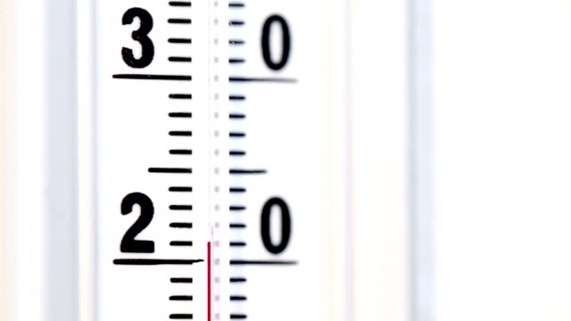 temperature heating up - thermometer stock videos & royalty-free footage