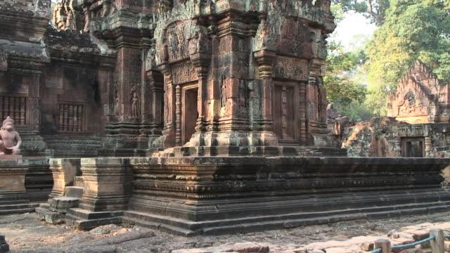 WS PAN Temple Banteay srei, Angkor vat, Siem Reap, Cambodia