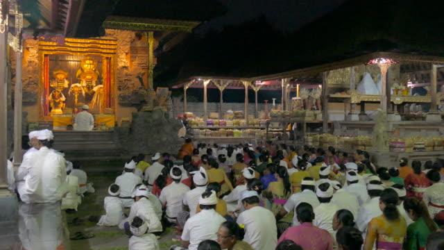Temple Festival, Ubud, Bali, Indonesia