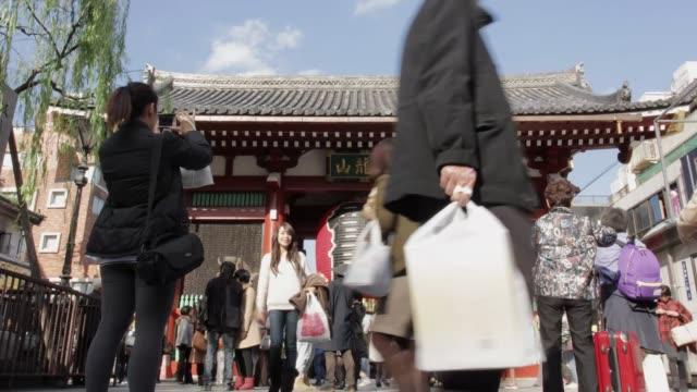 T/L Temple Gate Asakusa Tokyo