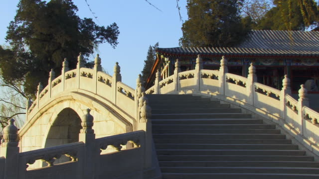 MS, PAN, Temple in Beihai Park, Beijing, China