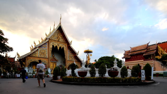 Temple in Chiang mai,Thailand