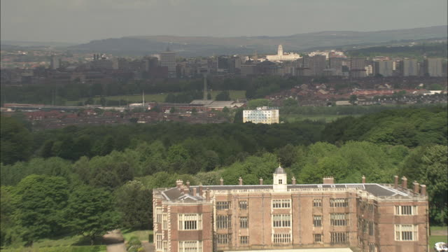 temple newsam - yorkshire england stock videos & royalty-free footage