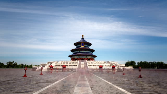 T/L WS Temple Of Heaven / Beijing, China
