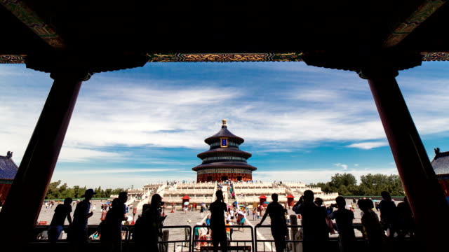 T/L WS ZI Temple Of Heaven / Beijing, China