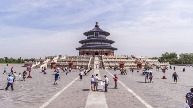 T/L Temple of Heaven, Beijing, China