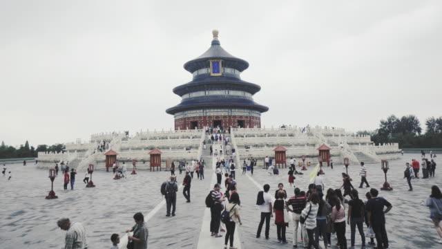 Himmelens tempel (Tiantan) i Beijing, China.
