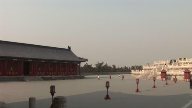 stockvideo's en b-roll-footage met temple of heaven - tempel