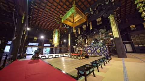 ds temple of shingon buddhism - shrine stock videos & royalty-free footage