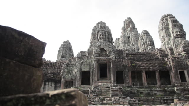 temple of siem reap - angkor stock videos and b-roll footage