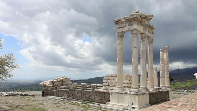 Temple of Trajan at Pergamos
