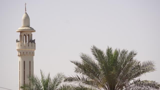 Temple tower in Ras al-Khaimah