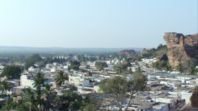 Temple Town in South India, Badami