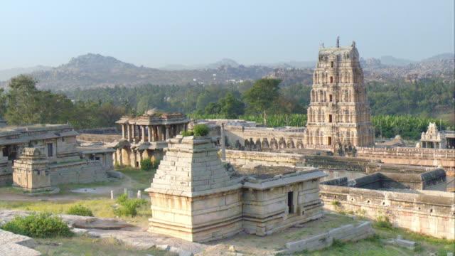 Temples at Hampi Unesco World Heritage Site