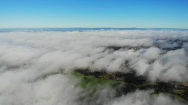 テムコ バホ ラス ヌベス - 天国点の映像素材/bロール