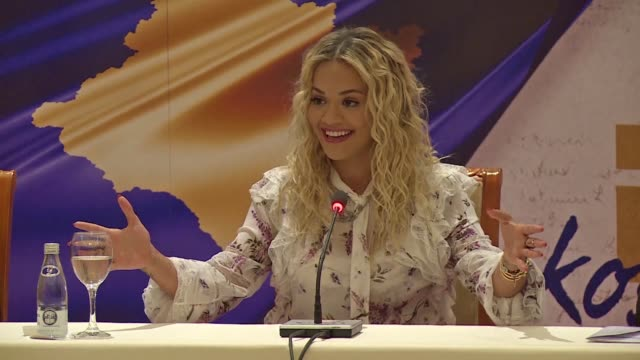 Ten years after Kosovo declared independence from Serbia Pristina born pop star Rita Ora is set to perform in the city's main square on Saturday...