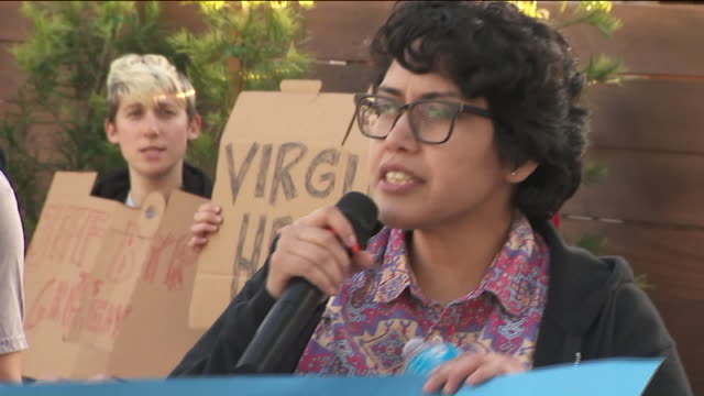 tenant and supporters protest eviction. - tenant stock videos & royalty-free footage