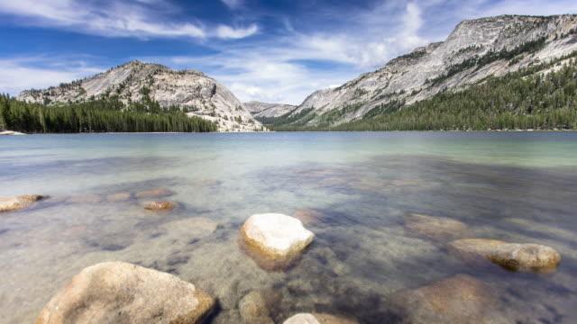 Tenaya Lake, Yosemite - Zeitraffer