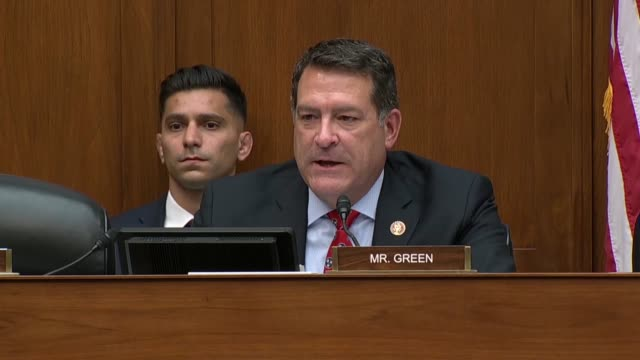 Tennessee Congressman Mark Green compares a humanitarian crisis at the southern border with Mexico to an emergency room at a House Oversight and...