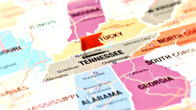 tennessee from usa states - university of tennessee stock videos and b-roll footage