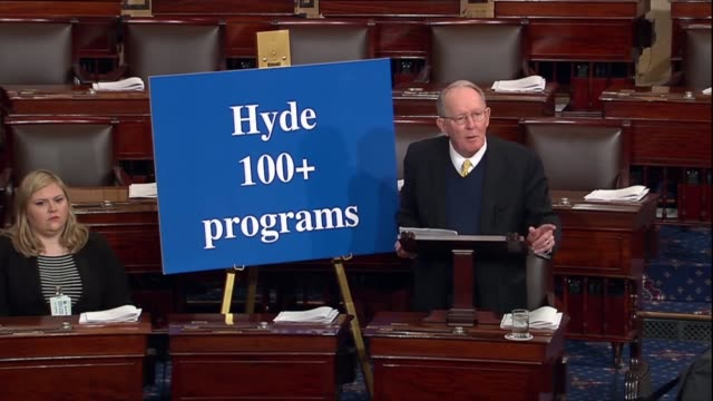 tennessee senator lamar alexander says in debate on a fiscal 2018 omnibus that republicans had done what democrats asked for in fixing the affordable... - tennessee stock videos & royalty-free footage