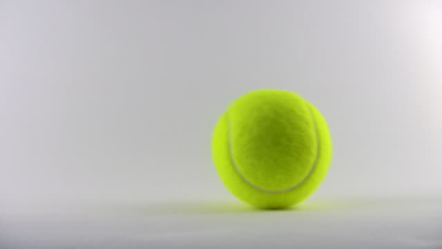 tennis ball - rolling stock videos & royalty-free footage